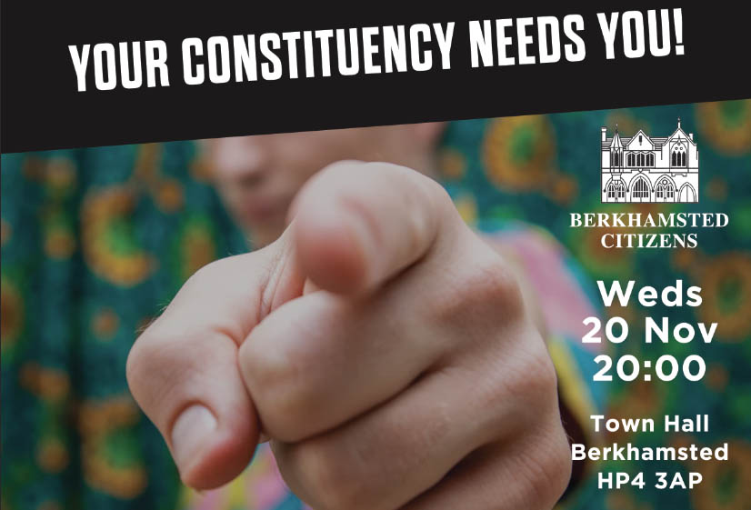your-constituency-needs-you-poster